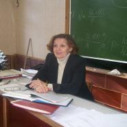 Анашкина Евгения Ивановна